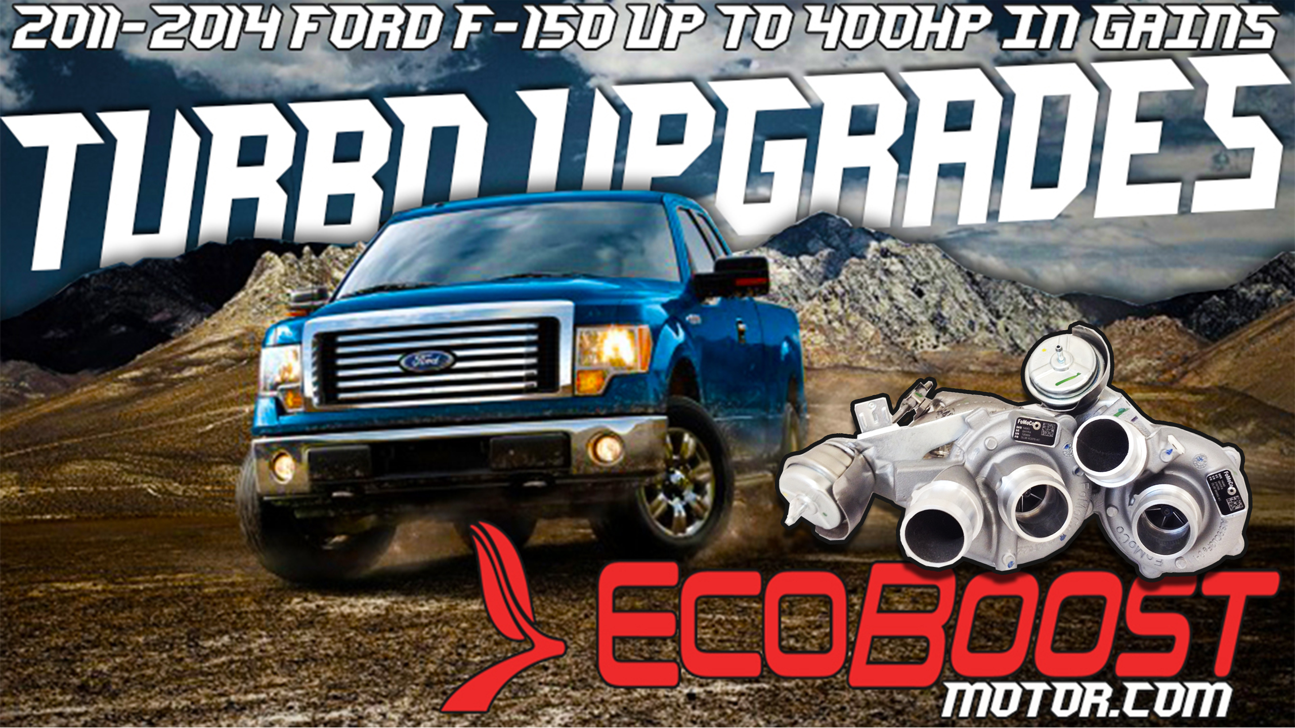 Eco Boost Turbos